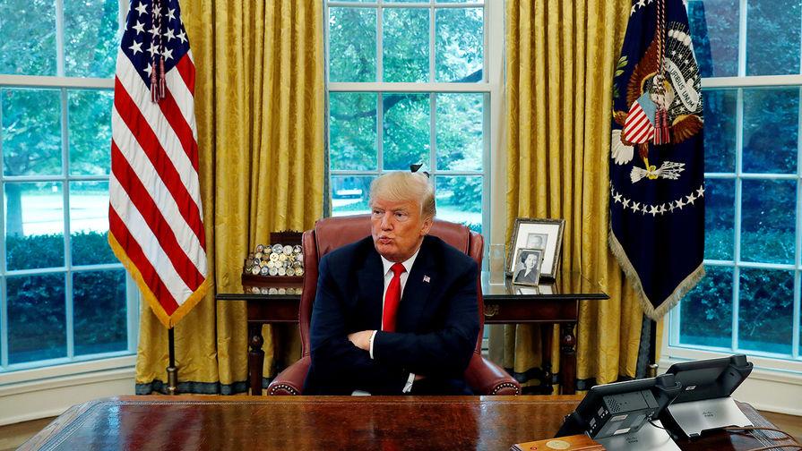 Трамп согласился покинуть Белый дом, если выборщики проголосуют за Байдена