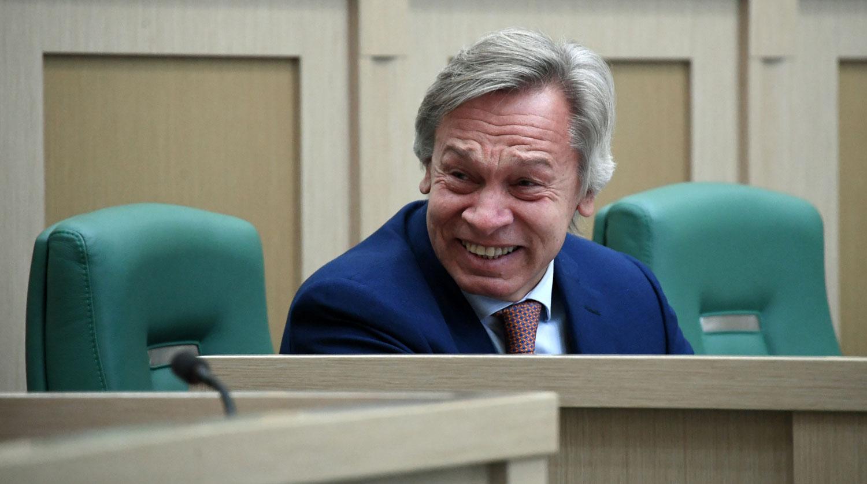 Пушков прокомментировал отставку «антироссийской» Мэй