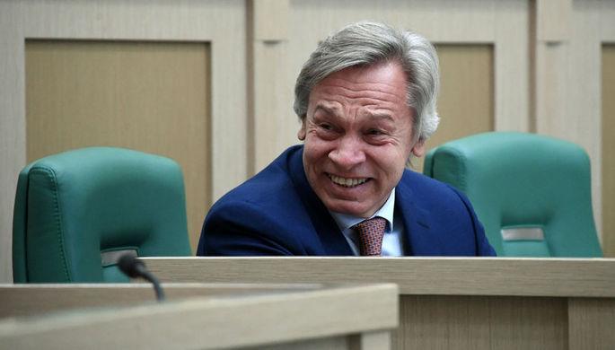 США не позволили бы Украине иметь ядерное оружие, заявил Пушков