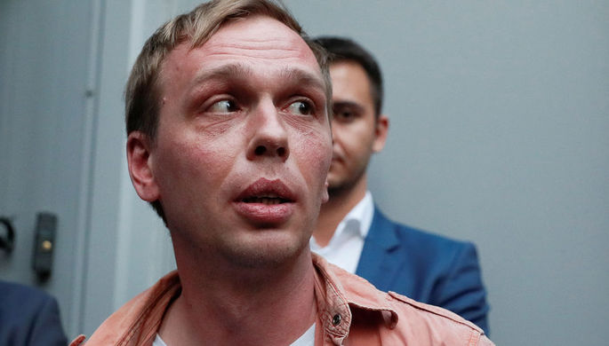 Москалькова оценила задержание Голунова как непрофессиональное