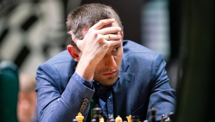 Российский шахматист Александр Грищук