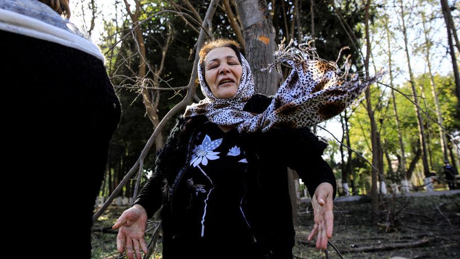 Десятки убитых: в Карабахе подсчитали потери