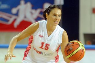 Раньше Светлана Абросимова была лидером сборной России. Теперь она может стать лидером всего российского баскетбола