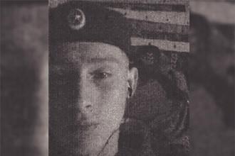 Ефрейтор Павел Бахтин, которого подозревают в стрельбе в воинской части