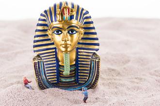 Тутанхамон оказался гермафродитом