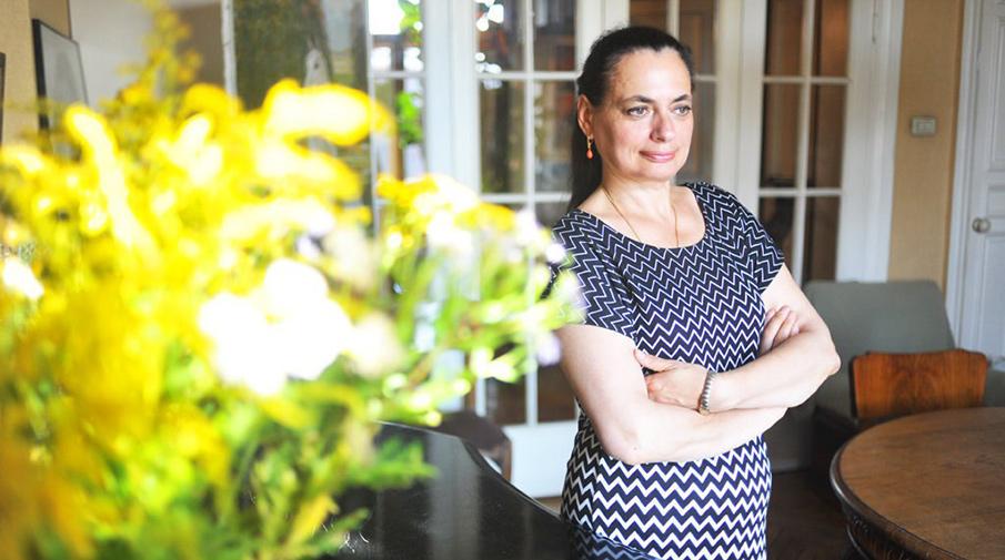 Наталья Душкина. Фото: cultinfo.ru