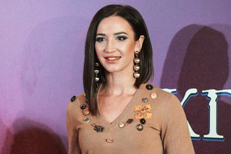 Телеведущая и певица Ольга Бузова