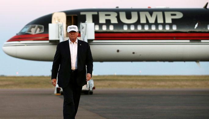 Порвать все договоры: Трамп закроет небо для России