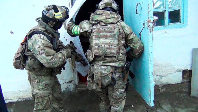 «Бандит нейтрализован»: в Дагестане предотвратили теракт