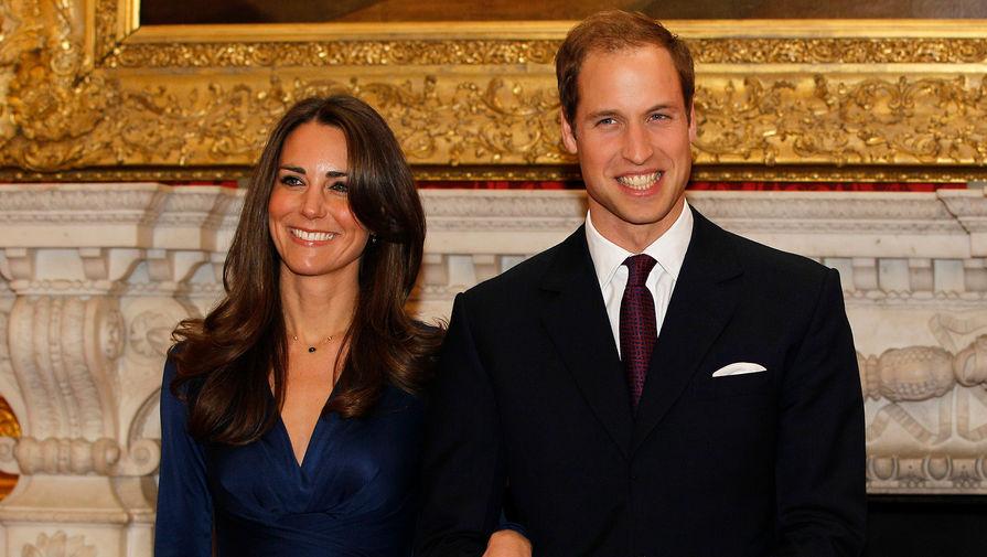 Принц Уильям и его жена Кейт запустили YouTube-канал