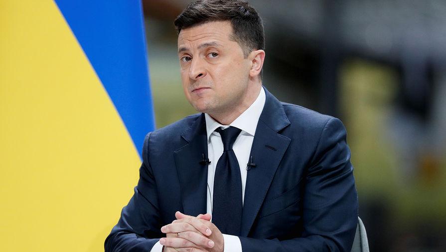 Пресс-конференция президента Украины Владимира Зеленского в Киеве, 20 мая 2021 года