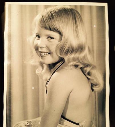 Кайли Миноуг в детстве