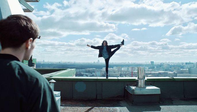 Кадр из фильма Кирилла Серебренникова «Лето» (2018)