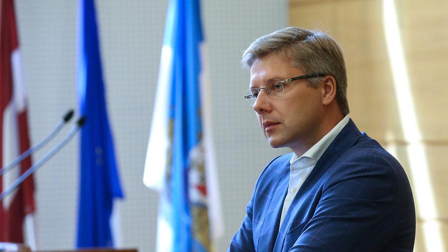 Мэр Риги Ушаков прокомментировал обыски у себя на работе и дома