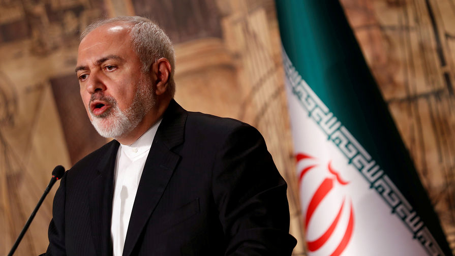 Глава МИД Ирана поблагодарил США за то, что сочли его угрозой