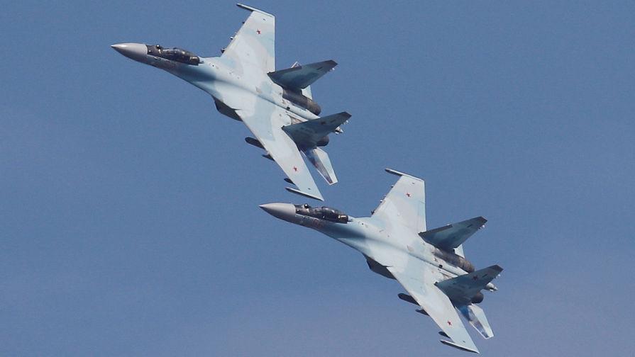 Япония подняла истребители из-за конфликта России и Южной Кореи в воздухе
