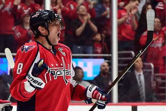 Капитан «Вашингтона» Александр Овечкин очков в первой игре плей-офф не набрал, но свой вклад в победу «Вашингтона» над «Филадельфией» внес