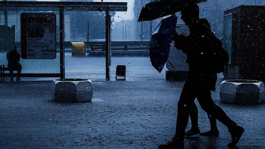 Текущий сентябрь в Москве назвали самым холодным с начала века