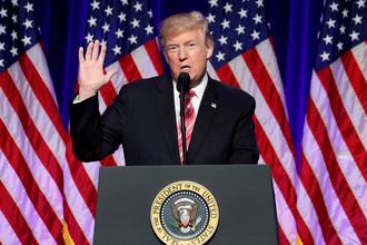 Президент США Дональд Трамп высказал свою позицию по Иерусалиму