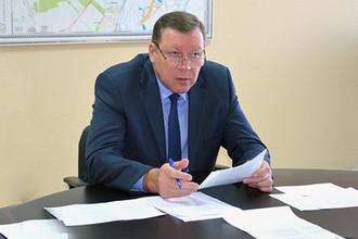 Глава администрации Новочеркасска Игорь Зюзин