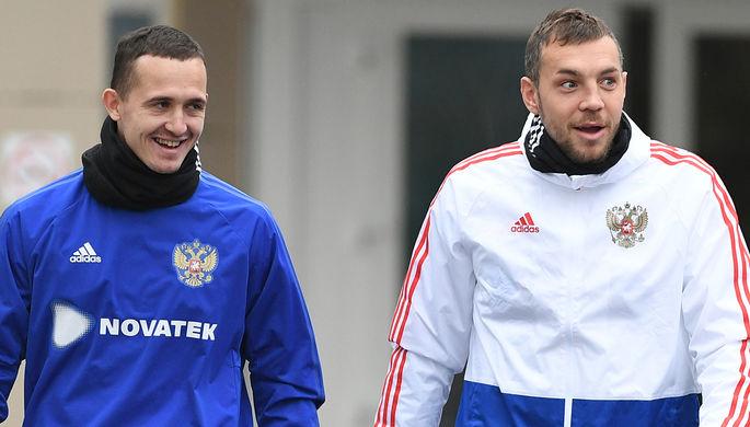 COVID-19 подтвержден: Дзюба и Лунев не летят на сборы «Зенита»