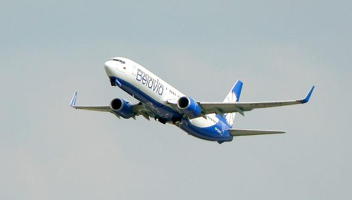 «Белавии» закрыли путь в Европу. Но в Крым она не полетит