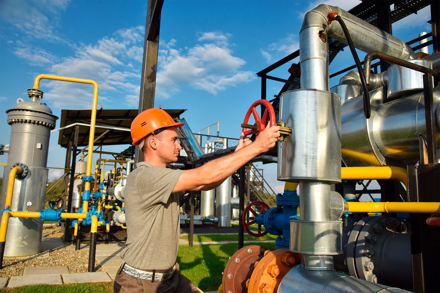 Цена Р·Р°1 тысячу кубометров газа РІР•РІСЂРѕРїРµ достигла отметки $590