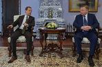 Россия и Белоруссия не смогли урегулировать газовый спор