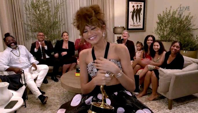 Премия дома: чем номинанты «Эмми» удивляли зрителей
