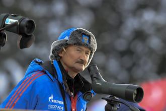 Хованцев считает, что Пихлер просчитался в подготовке биатлонисток