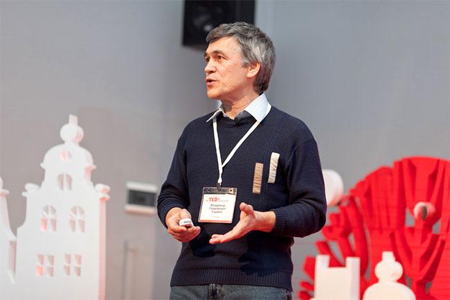 Астроном Владимир Сурдин