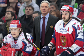 Зинэтула Билялетдинов назвал состав сборной на последний этап хоккейного Евротура