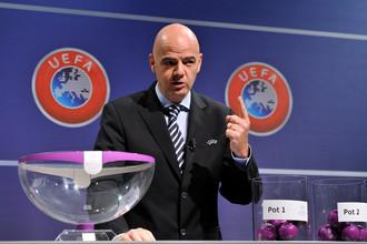 Во время жеребьевки Евро-2016 сборная России, скорее всего, будет находиться в первой корзине