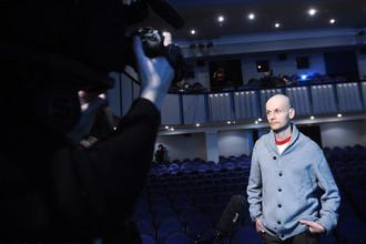 Художественный руководитель театра «Практика» Иван Вырыпаев