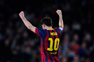 Месси стал самым результативным в истории испанского футбола игроком, забивавшим исключительно за одну команду.
