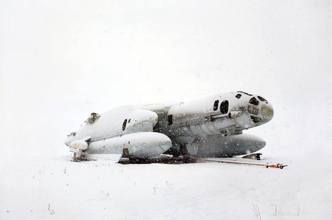 Данила Ткаченко. Вертикально взлетный самолет-амфибия