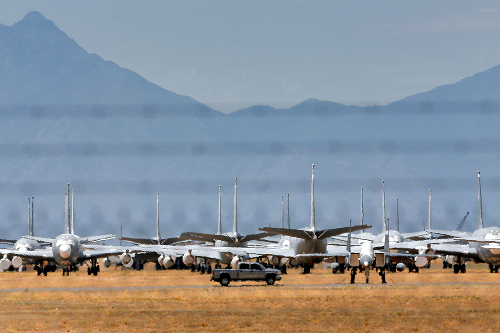 Военно воздушная база США Дэвис-Монтан