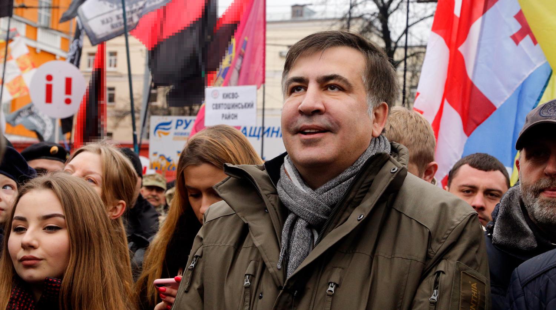 Участниками «Марша за импичмент» в Киеве стали 2,5 тысячи украинцев
