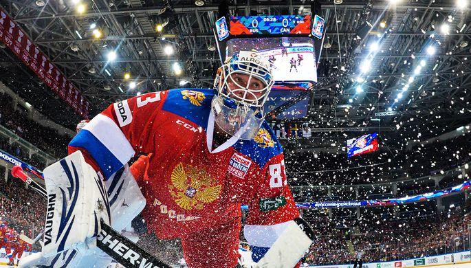Василий Кошечкин здорово отыграл на Кубке Первого канала