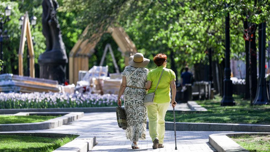 Правительство внесло в Госдуму законопроект о пенсионной реформе