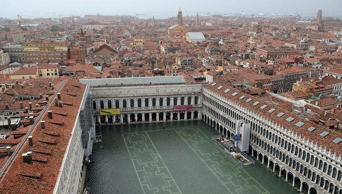 Туристов в Венеции обложат новым налогом