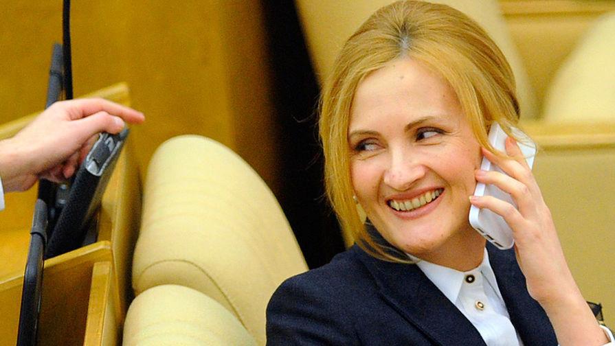 Ирина Белых сменила Сергея Собянина на посту главы московских единороссов