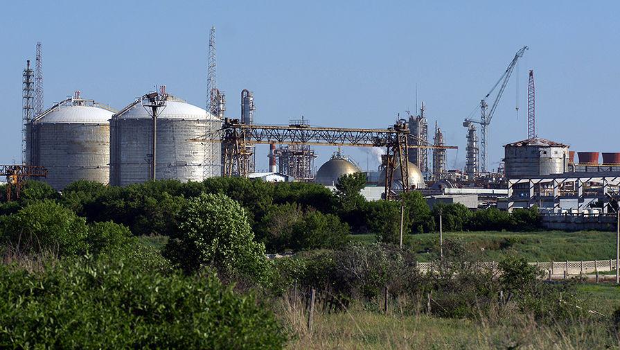 Предприятие по выпуску минеральных удобрений- ОАО «Тольяттиазот»