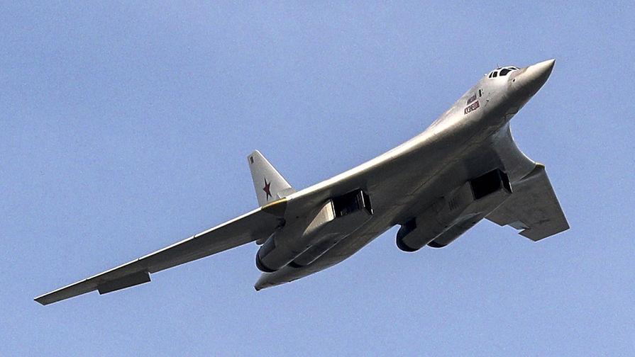 На форсаже: как Ту-160 ушел от двух F-35