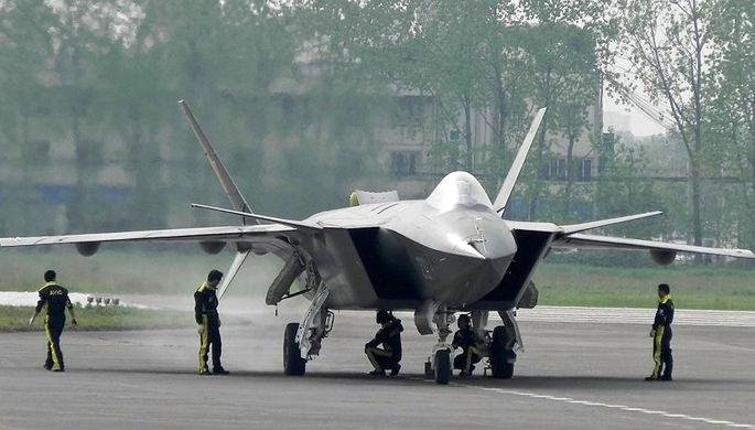 «Вопрос времени»: создаст ли Китай двигатель для истребителя