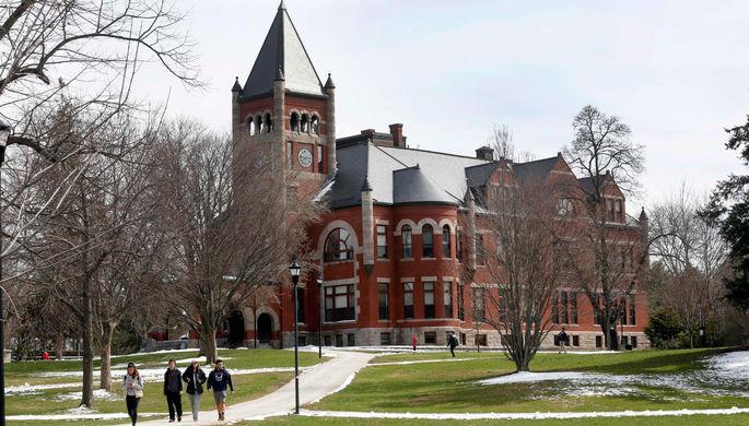Университет Нью-Гэмпшира в США