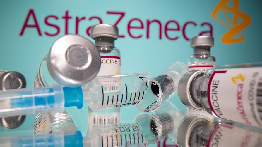 ВОЗ не видит связи между вакциной AstraZeneca и тромбозом