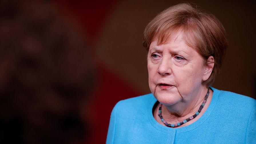 Меркель пояснила, что сделка с США по Северному потоку  2 не устраняет все разногласия