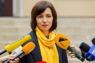 Премьер Молдавии Майя Санду