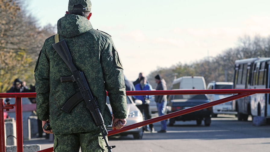 Закон о границе: ДНР претендует на всю Донецкую область